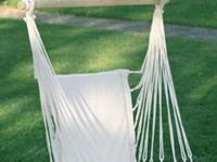 Relax in a hammock, hammock swing chair or rope