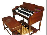 Looking for a very clean Hammond B3 organ from late