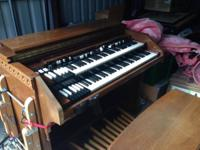 I am selling this terrific sounding Hammond C-2 Organ.