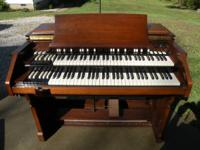 C-3 Hammond Organ with a 147A Leslie, Mint Condition,