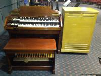 We have a lovely Hammond C3 Organ with a walnut finish