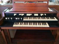Spinet Model   L44 H36 W24,  includes