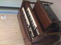 I have decided to sell my Hammond M3 organ as it just