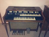 We are looking to offer is Hammond Organ. It was