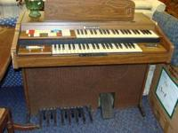 Hammond Organ. Organ is in great shape and sounds