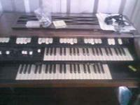 I have a 1972 or 73 Hammond organ in very good