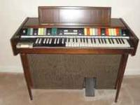 Hammond Organ (The Piper Autochord), selling for $85.