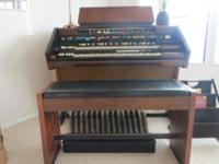 "BEST OFFERA Hammond Organ Model 2307 ""Touch Tempo"" with"