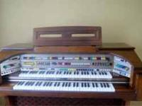 I have a Hammond H100 in Great condition. with normal