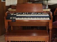 We have several vintage Hammond organs for sale at this