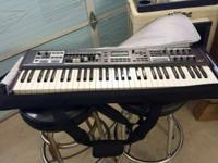 B3 in a Box: the Hammond SK 1 61 Note Keyboard.