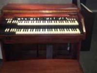 Hammond C3 Organ the exact same organ as Hammond B3 in