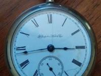 This is a 1893 Hampden watch. Its from the Hampden