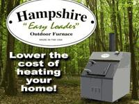 For Sale: Hampshire Easy Loader Outdoor FurnaceNew
