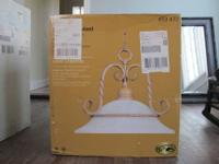 Hampton Bay Floor 3 Way Lamp Model 906-220 $50.00 OBO