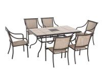 Create an elegant outdoor dining experience with the