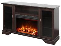 The addition of the Asbury Electric Fireplace not only