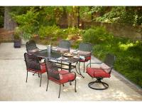 Add style and comfort to your outdoor living area with