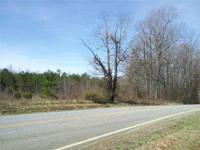 This beautiful open and wooded five acre tract in Buck