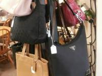 Authentic Coach, Gucci, Chanel and many more......