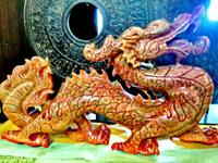 Dragons are the embodiment of primordial power -- the