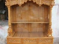This Cabinet is custom made of teak-wood with