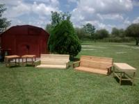 Type: Furniture Type: Handmade Hand crafted outdoor