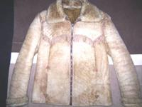 Hand Crafted Shearling Jacket by Knight Tailors Ltd of