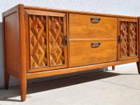 HAND CRAFTED SOLID CHERRY DRESSER / SIDEBOARD / BUFFET