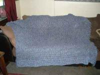 I have for sale several hand crocheted afghans/couch