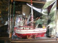 I have plenty of well hand crafted version boats,