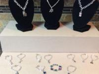 ". I make handmade jewelry for the 18"" American Girl"