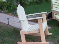 Hand Made Wooden Chairs and Rockers that last a