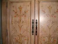 This armoire is practically new, the only use has been