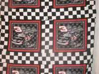 Hand Quilted Dale Earnhardt Quilts 50x72 Call