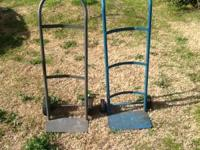 I have 2 hand truck for sale both work & look great