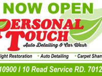 Personal Touch Auto Explaining & Automobile Clean