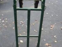 This is a sturdy hand truck in excellent shape. As