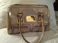 Beautiful matching Handbag and Matching Wallet by Miss