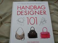 brand new handbag book! this book is a guide to making