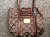 Designer bags, Purses, Coach, 100% Authentic, very Good
