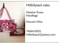 Have a good variety of handbags and wallets for sale