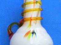 Handblown Glass Vase ~ Excellent Condition $22 Selling