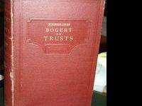 Handbook of the Law of Trust, Hornbook Series. by