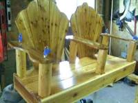 I build top of the line furniture, 100% cedar. bigboy