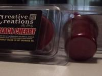Scented 4.5 Paraffin Blend Wax Black Cherry Votive