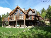 This rare offering on over 3.5 acres in Sorensen Creek