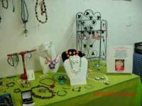 J & S HANDCRAFTED JEWELRY. Selling handcrafted