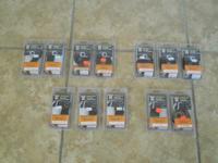 21 new in original packaging Hoppes 9 BoreSnake Rife,