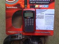 I have two scanners one is a new unused Radio Shack